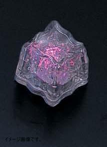 光る氷 ライトキューブ・オリジナル(24入)ピンク