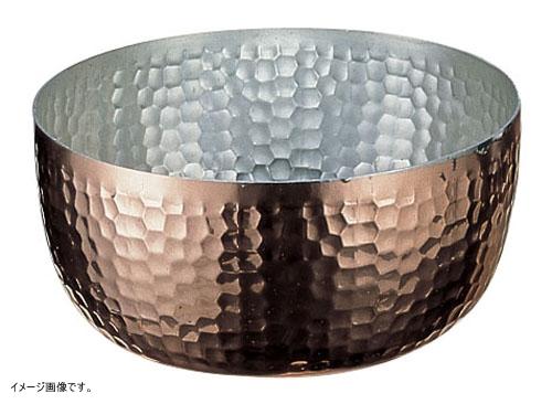 銅 ヤットコ鍋 30cm