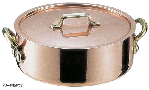 TKG エトール銅 外輪鍋 33cm AST14033