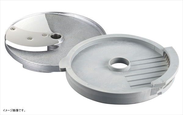 ロボクープCL-52D・50E用刃物円盤 フレンチフライ盤 8×8mm