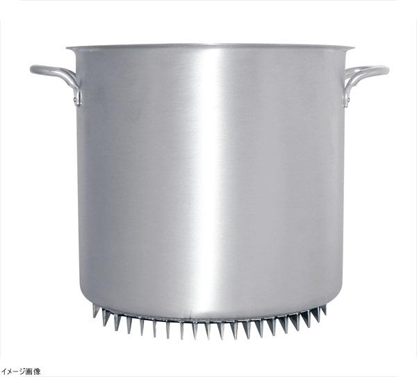 アルミ エコライン寸胴鍋(蓋無) 60cm