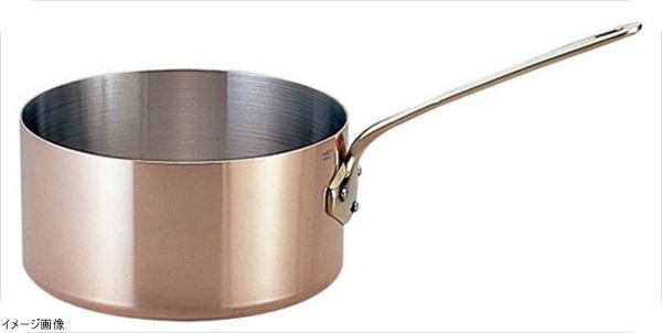 安心の定価販売 モービルカパーイノックス片手深型鍋 蓋無 6520.18 上品 18cm