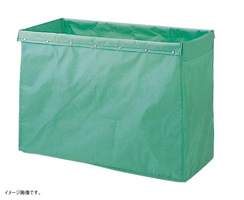 山崎産業 清掃用品 リサイクル用システムカート 360L収納袋 グリーン
