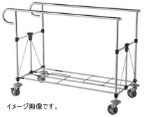 山崎産業 清掃用品 コンドル リサイクル用システムカート自立式