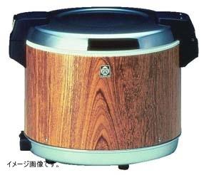 タイガー 電子 ジャー 保温 専用 三升 木目 業務用 JHA-5400-MO Tiger