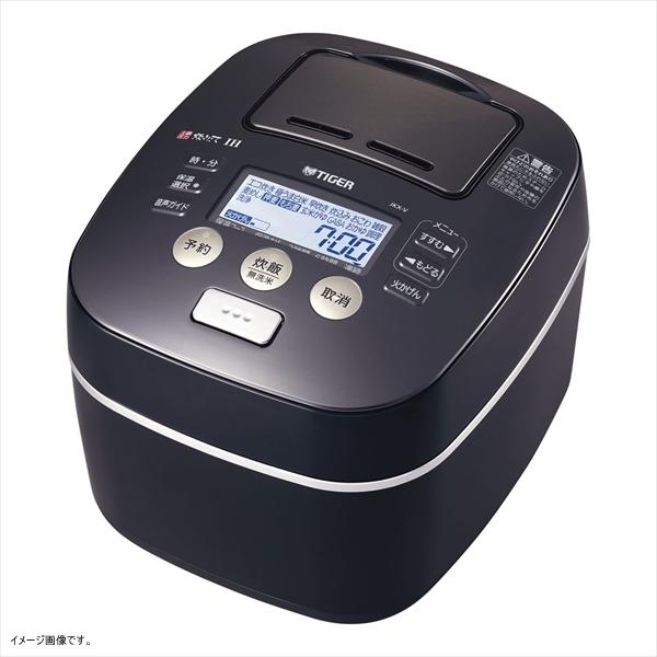 タイガー 土鍋圧力IH炊飯ジャー(8合炊き) アーバンブラックTIGER 炊きたて JKX-V152-KU