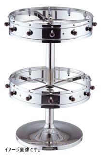 18-8 回転式2段オーダークリッパー 据置型 14インチ