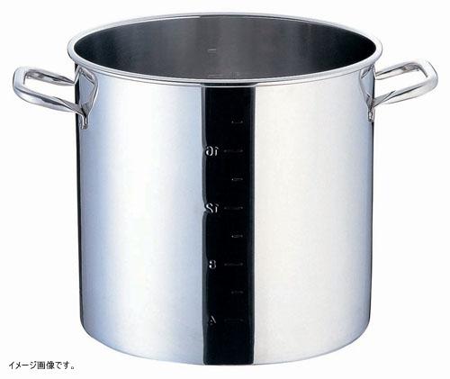 TKG パワー・デンジ寸胴鍋 目盛付(蓋無) 39cm AZV7039