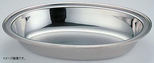 UK18-8 バロン小判チェーフィング用 ウォーターパン 151/2インチ
