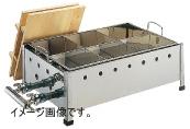 最新発見 18-8 直火式おでん鍋 OJ-18 尺8寸 LPガス, ボヌール ab35fac0