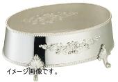 洋白3.8μ 小判皿飾台 16インチ用