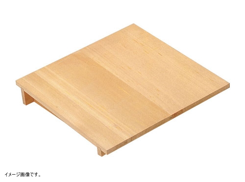 TKG 木製 角セイロ用 傾斜蓋(サワラ材) 45cm用 WSI08045
