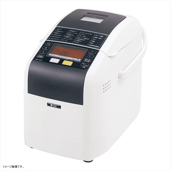 エムケー精工(MK精工) 自動ホームベーカリー 「ふっくらパン屋さん」 1斤/1.5斤 ホワイト HBK-152W