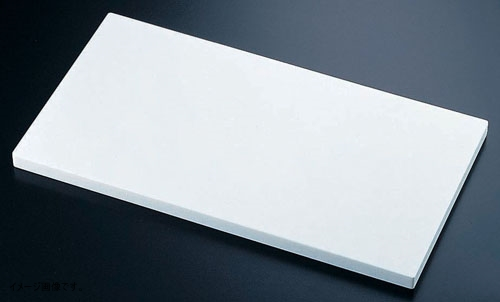 リス 抗菌プラスチック まな板 720×330×20 KM-4