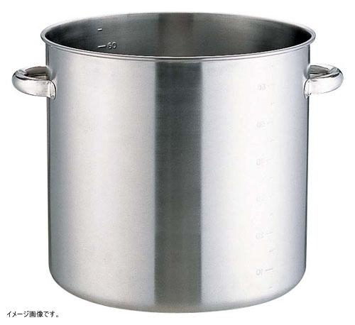 仔犬印 K 19-0 電磁対応 寸胴鍋(蓋無)40cm