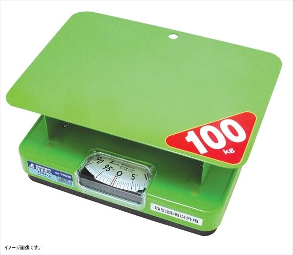 シンワ測定 簡易自動はかり ほうさく 100kg 70008