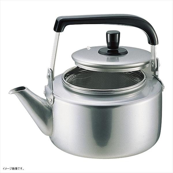 AKAO(アカオ) アルマイト 茶漉し付大型ケットル 10L BKT46010