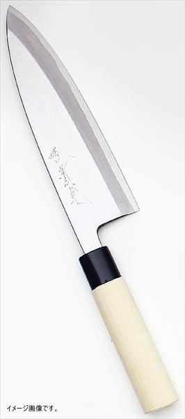堺實光特製霞出刃(片刃) 18cm34384
