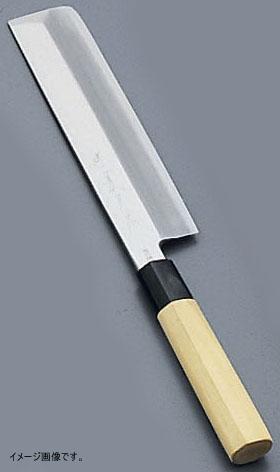 堺實光 匠練銀三 薄刃(片刃) 21cm 37514