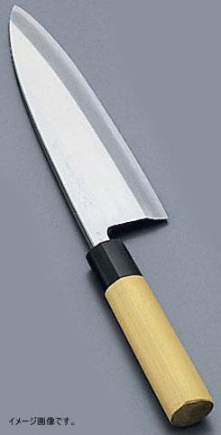 堺實光 匠練銀三 出刃(片刃) 24cm 37538