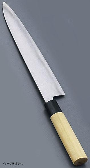 堺實光 匠練銀三 和牛刀(両刃) 21cm 37634