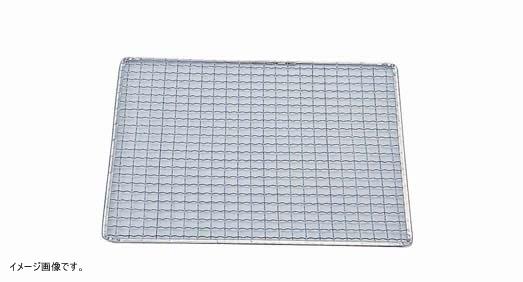 亜鉛引 使い捨て網[焼き網] 正角型[200枚入] S-14