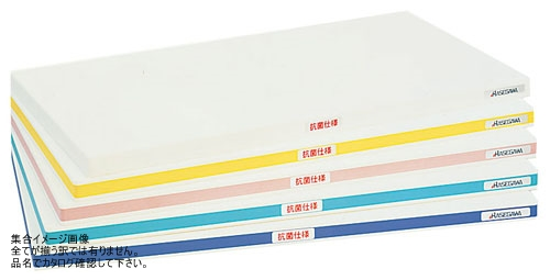 抗菌ポリエチレン・かるがるまな板肉厚 1200×450×H40mm G