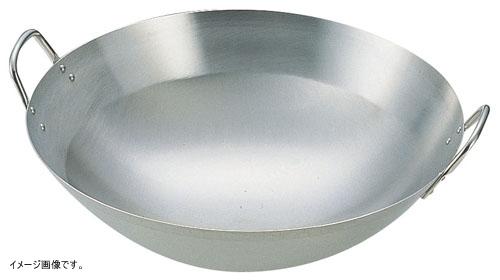 クローバー 18-8 中華両手鍋 57cm(板厚1.5mm)