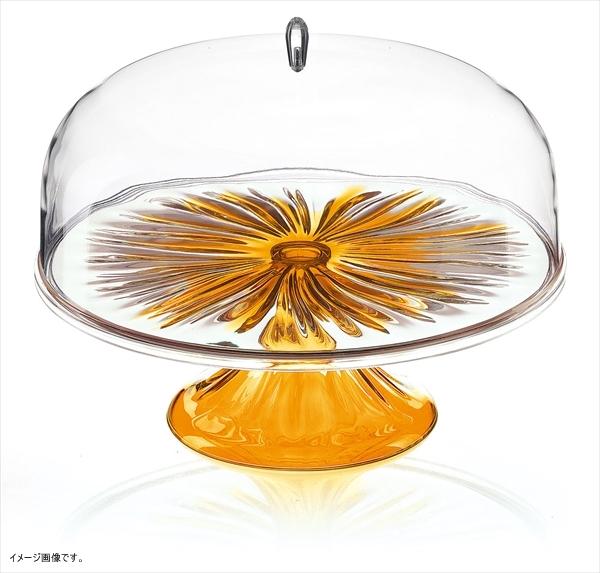 guzzini (グッチーニ) ケーキスタンド IRIS オレンジ 24940245