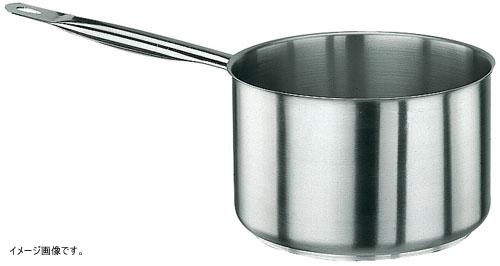 パデルノ 18-10 片手深型鍋 (蓋無) 1006-32