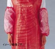 使い捨てアームカバー 赤(2000枚)