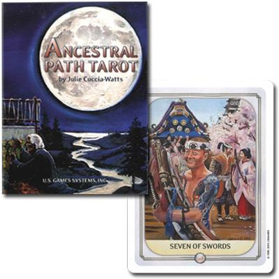 アンセストラル・パス・タロット~未来を導く祖先の姿~【あす楽対応】【ラッキーカードプレゼント!】