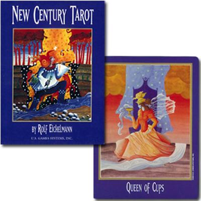【NEW CENTURY=新世紀を感じさせる芸術性の高い作品】★ニュー・センチュリー・タロット