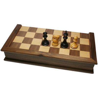【ボードサイズ:450×450mm】折りたたみ式チェスボード