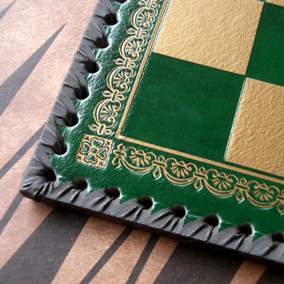 かわいい! 【イタリア製チェス&バックギャモンボックス 219GV】イタリア チェスボックス チェスボックス 219GV, マッキー:07876330 --- blablagames.net