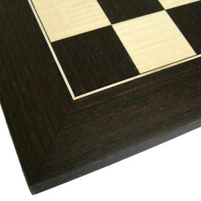 【ボードサイズ:450×450mm】チェスボード カエデ/ウエンジ H500