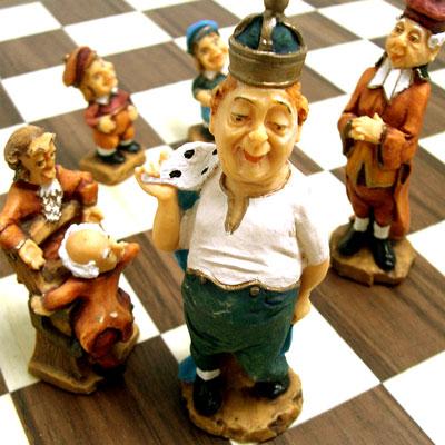 通販 ※送料無料 裸の王様!※ A119P【王様の服が見えますか?】チェス駒 裸の王様 A119P, 大曲市:07e9579a --- canoncity.azurewebsites.net