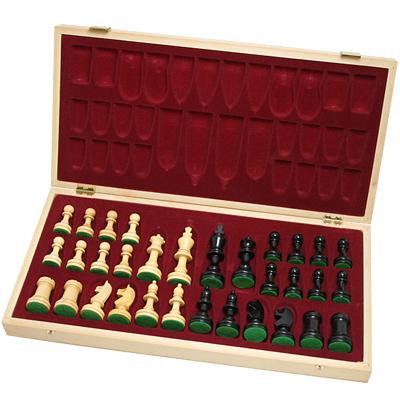※!※ 西德波希米亚社制造木制国际象棋安排143