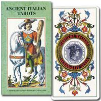 【あす楽対応】ラッキーカードプレゼント!エンシェント・イタリアン・タロット~カードに再現された19世紀の美しさ~