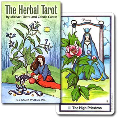 ハーバル・タロット~優しく力強いハーブの力~【あす楽対応】【ラッキーカードプレゼント!】