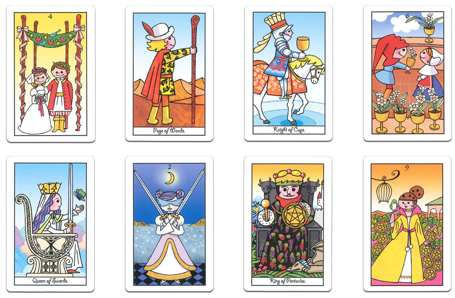 The macaroon tarot third edition