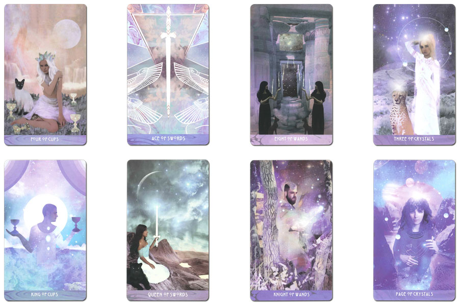 Star child tarot