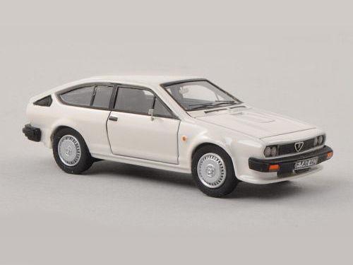ミニカー NEO / ネオ アルファ・ロメオ GTV 6 ホワイト