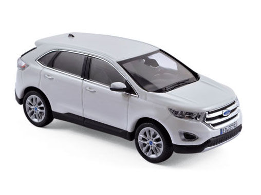 ミニカー NOREV / ノレブ フォード エッジ 2015 ホワイト