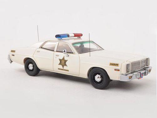 ミニカー NEO / ネオ ダッジ モナコ (1978) アメリカ警察