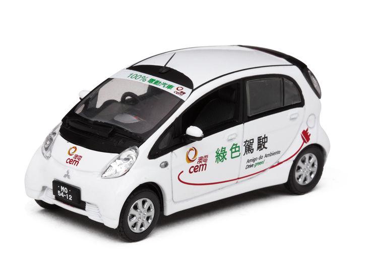 ミニカー VITESSE / ビテス 三菱 i MiEV マカオモデル