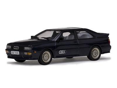 往年の名車の ミニカー ミニチュア モデルカー をオレの自慢の コレクション に コレクター アイテム ギフト アウディ ブルー 81 クアトロ Audi プレゼント ビテス 注文後の変更キャンセル返品 にも最適です 供え クーペ VITESSE