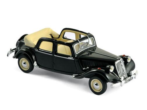 ミニカー NOREV / ノレブ シトロエン 15/6 Decouvrable EDM 1949 ブラック