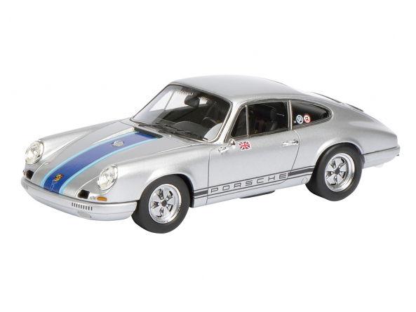 ミニカー Schuco / シュコー ポルシェ 911 クーペ 68R Magnus Walker Edition シルバー Porsche