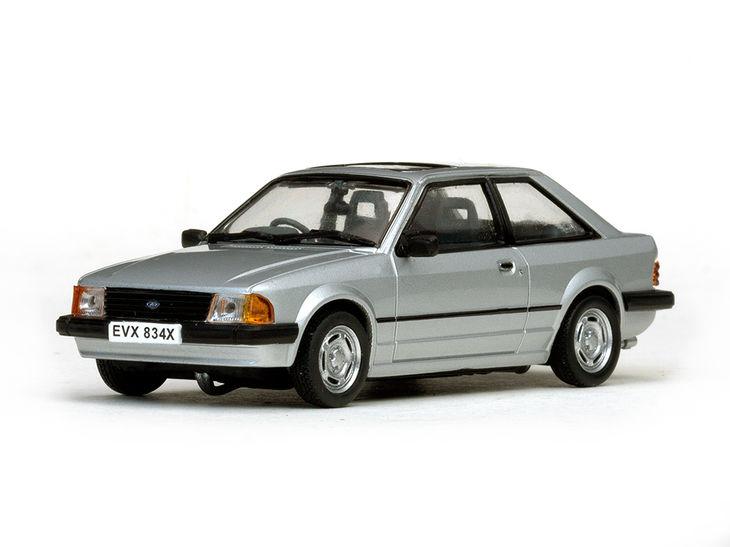 ミニカー VITESSE / ビテス フォード エスコート MKIII GL (シルバー)